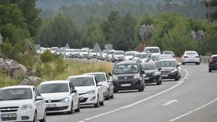 Ankara Valiliği sürücüleri uyardı: Bu yollara dikkat !