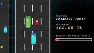 Saadet Partisi'nden İstanbul-İzmir otoyolu videosu