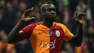 Diagne Galatasaray'ın kamp kadrosunda