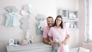 Ali Sunal ile Nazlı Kurbanzade'den doğum sonrası ilk fotoğraf