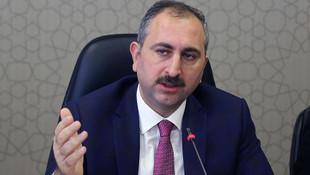 Adalet Bakanı Gül'den ''Yargı Reformu'' açıklaması