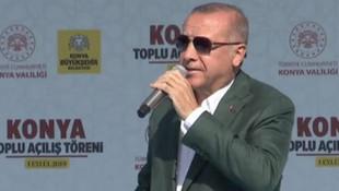 Erdoğan Ekrem İmamoğlu'nu hedef gösterdi !