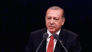 Cumhurbaşkanı Erdoğan'dan ''yeni parti'' açıklaması