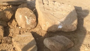 İnşaattan tarihi mezar çıktı