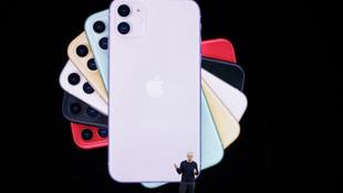 Apple iPhone 11'i tanıttı ! İşte fiyatı ve özellikleri
