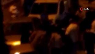 İstanbul'da geceyarısı silahlar konuştu; yaralılar var!