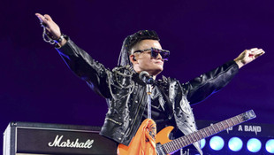 Alibaba kurucusu Jack Ma rock konseri vererek veda etti