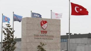 TFF'den açıklama! Fenerbahçe ve Galatasaray'da kadro dışı