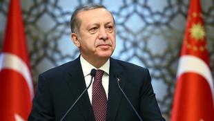 Erdoğan'dan büyükşehir belediye başkanlarına: ''Üzüntüyle takip ediyoruz''