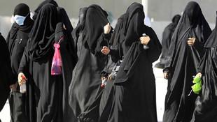 Kadın aday çok eşlilik istedi; hem de Arabistan'da!