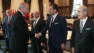 Erdoğan ile İmamoğlu arasında güldüren diyalog