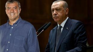 Yılmaz Ödil'den Erdoğan'a: Hayranlık duyuyorum