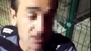 Çocuklar tacizci antrenörü dövüp videosunu çekti