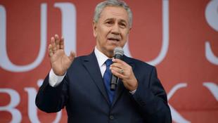 Arınç'tan AK Partili Turan'a: ''Sana yazık olur''