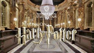 Harry Potter Stüdyoları Ziyaretçilerini Bekliyor