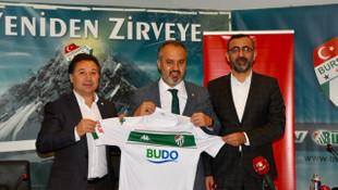 BUDO'dan Bursaspor'a 5,5 milyon TL'lik destek
