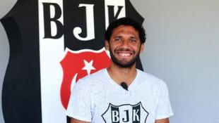 Mohamed Elneny: Beşiktaş'ta iz bırakmak istiyorum
