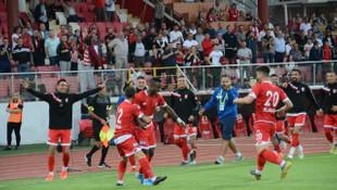 Balıkesirspor 2 - 0 Ümraniyespor (TFF 1. Lig)