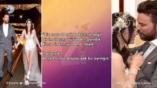 Burcu Kıratlı, Sinan Akçıl'la boşanma kararlarının nedenini açıkladı
