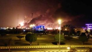 SİHA'lar Suudi Arabistan'ı vurdu