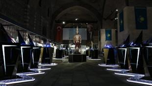 2 bin 500 yıllık 'Altın Elbiseli Adam' Türkiye'de
