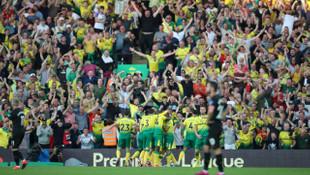 Norwich City 3 - 2 Manchester City (Premier Lig)