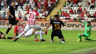 Antalyaspor 2 - 2 İstikbal Mobilya Kayserispor (Spor Toto Süper Lig)