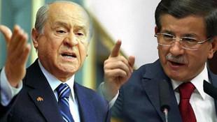 Davutoğlu cephesinden Bahçeli'ye ''serok'' yanıtı