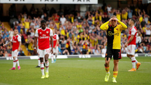 Watford 2 - 2 Arsenal