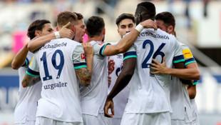Paderborn 1 - 5 Schalke 04