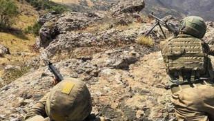 PKK'lı 4 terörist daha öldürüldü