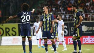 Alanyaspor 3 - 1 Fenerbahçe