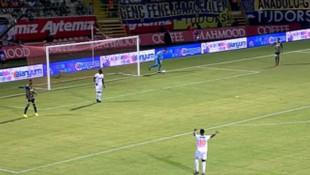 Alanyaspor-Fenerbahçe maçına damga vuran pozisyon! Maçta kural hatası mı var?