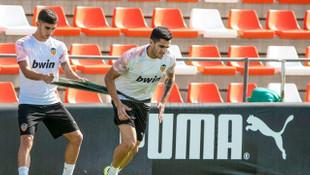 Valencialı futbolculardan kulüp yönetimine sessiz protesto