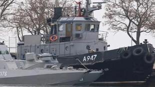 Rusya Kuzey Kore gemisine el koydu