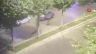 Acemi trafik canavarı polise böyle yakalandı