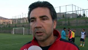Büyükşehir Belediye Erzurumspor Osman Özköylü'yü takımın başına getirmekten vazgeçti