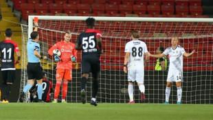 Bir başvuru da Beşiktaş'tan! Kural hatası...