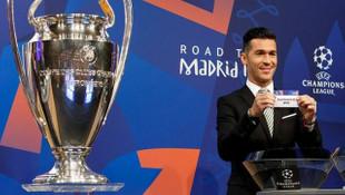 UEFA Şampiyonlar Ligi kupasına 82 milyon 450 bin Euro