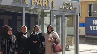 Tutuklu askeri okul öğrencilerinin annelerine AK Parti'den ''hayır''