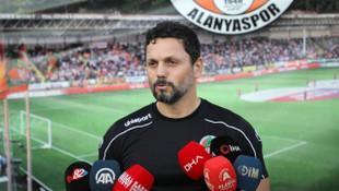 Erol Bulut: Fenerbahçe maçında haklı bir 3 puan aldık
