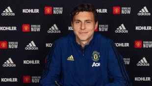 Manchester United Victor Lindelöf'ün sözleşmesini 2024'e kadar uzattı
