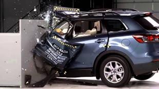 Çarpışma testinde en sağlam çıkan otomobiller hangileri?