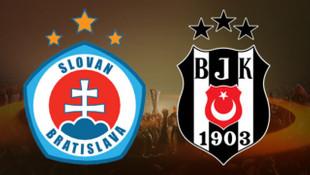 Slovan Bratislava Beşiktaş maçı saat kaçta hangi kanalda? (Canlı yayın ve alternatif kanallar)