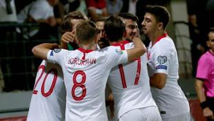 Türkiye, FIFA sıralamasında 36'ncılığa çıktı