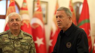Milli Savunma Bakanı Akar'dan kritik açıklama !