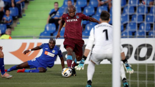 Getafe 1 - 0 Trabzonspor