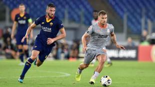Roma 4 - 0 Başakşehir