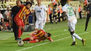 BtcTurk Yeni Malatyaspor: 2 - Alanyaspor: 3