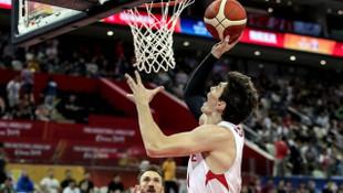A Milli Basketbol Takımı'nın ABD'ye karşı galibiyeti yok